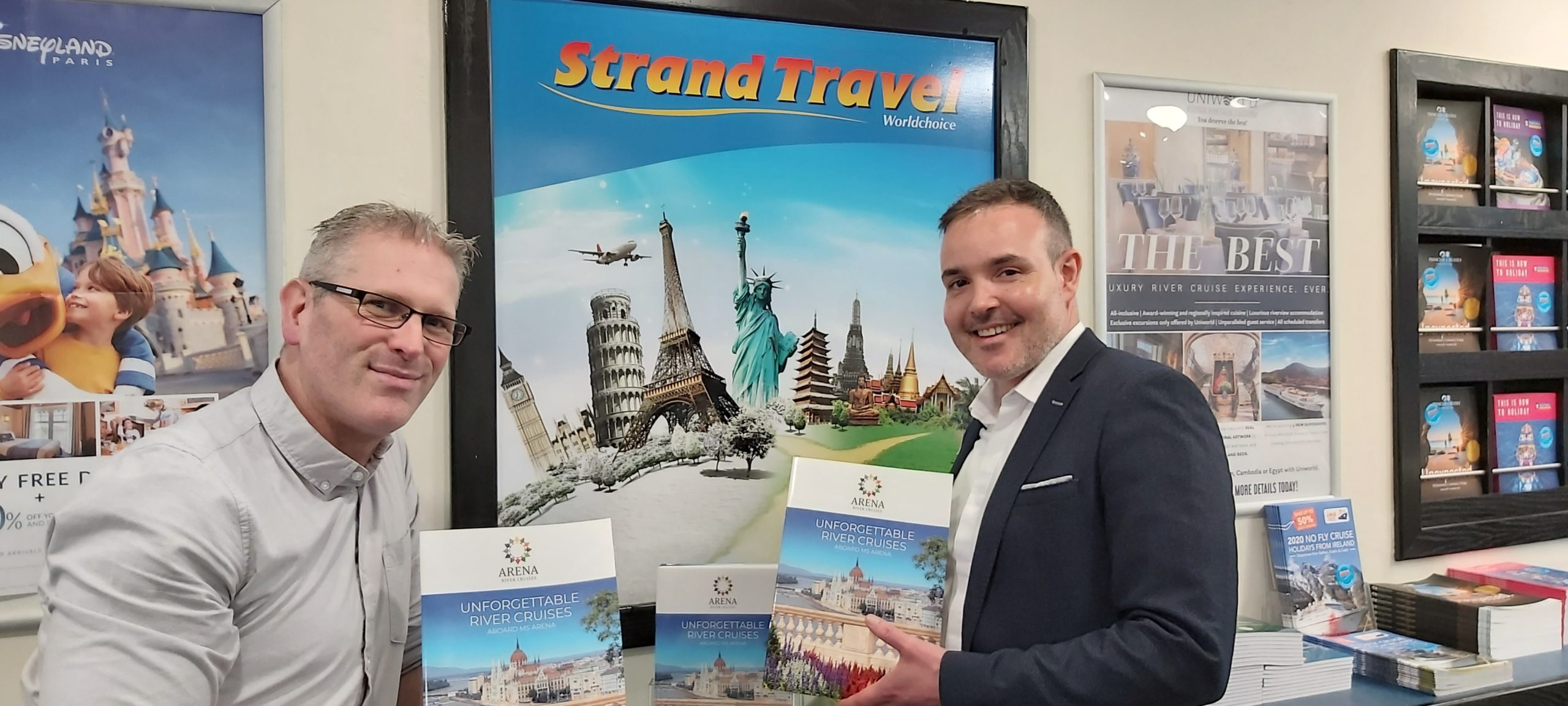 Strand Travel love Arena River Cruises